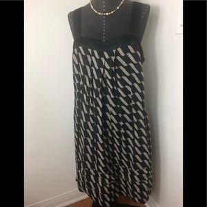 Maeve Sleeveless Ruffled Dress